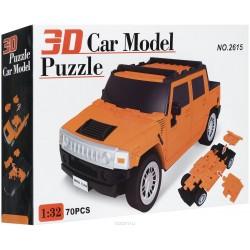 3D PUZZLE Машинка