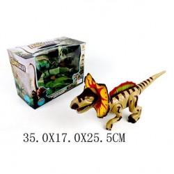 """Динозавр на радиоуправление  """"Дилофозавр"""""""