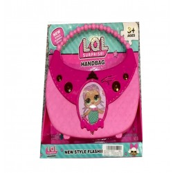 Кукла ЛОЛ в сумочке