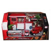 Игровой набор Пожарная станция
