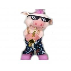 Музыкальная игрушка Блатной Свин