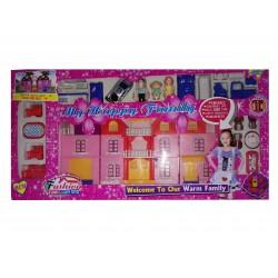 Детская игрушка домик «MY HAPPY FAMILY»