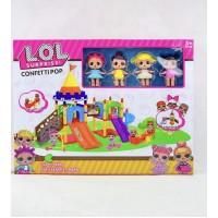 Игровой набор Кукла Лол Парк