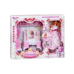 Кукла с мебелью