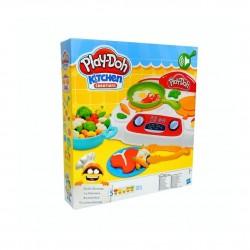 """Кухонная плита"" Play-Doh"