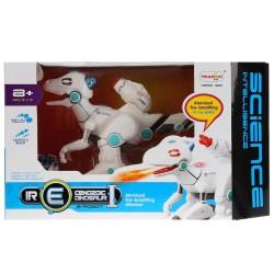 Робот динозавр стреляющий Раптор