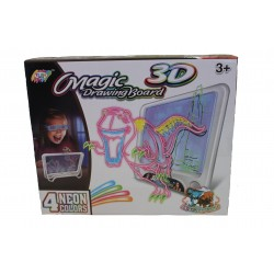 Волшебный планшет 3D