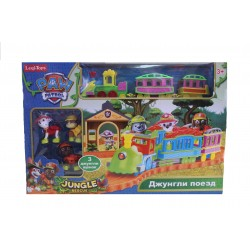 Детская игрушка «Джунгли поезд»