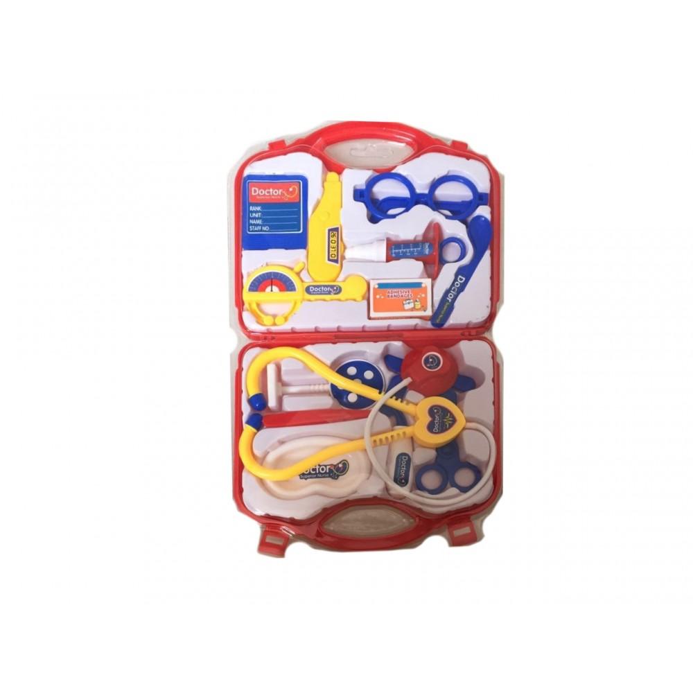 игрушки детский набор доктора