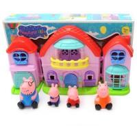 Домик Свинки Пеппы (4 фигурки)