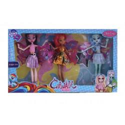 "Детский набор кукол ""монстр хай"""