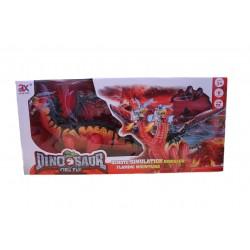 Детская игрушка динозавр на радиоуправлении