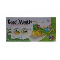 """Игрушка музыкальная """"Mantis"""" 3D"""