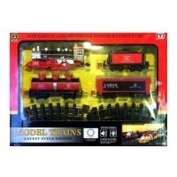 """Детская железная дорога """"Model trains"""""""