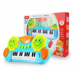 Детский музыкальный инструмент синтезатор