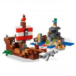 "Конструктор My World SY1270 ""Пиратский Корабль"""