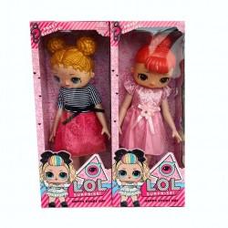 Детская кукла LoL.